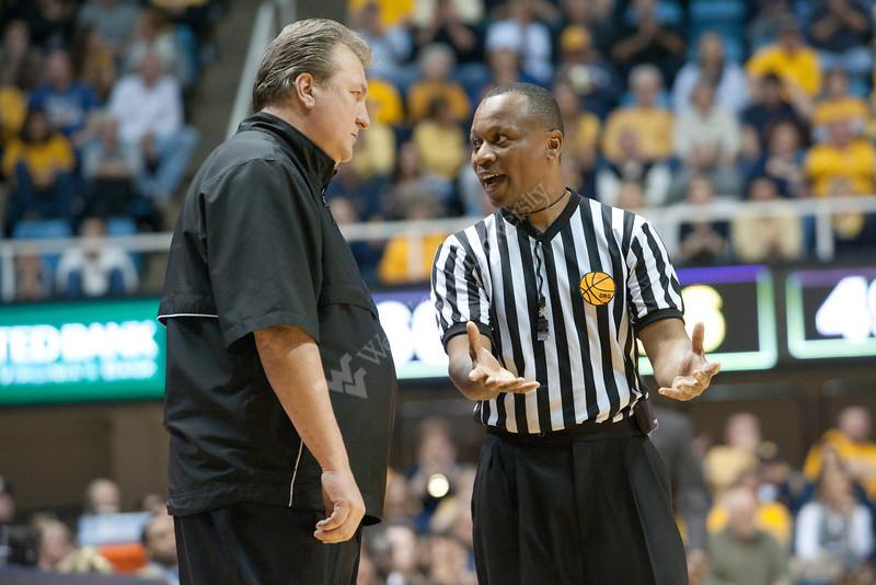Mens Basketball vs Georgetown 2012, athletics, 26083, Bob Huggins