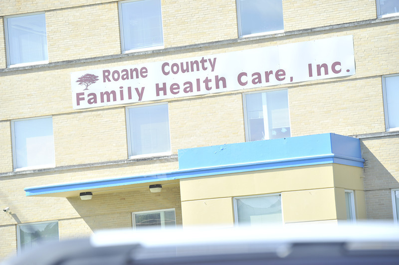Roane County Family Health Care Center  photos for health card delivery information and updates in WV,July 2012 (WVU Photo/Greg Ellis)