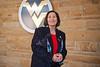 WVU HRE Dean Lynne Schrum poses for a portrait Evansdale campus August 2012 (WVU Photo/Jake Lambuth)