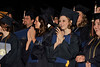 WVU Creative Arts Students take part in commencement at the CAC May 2012. (WVU Photo/Jake Lambuth)