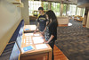 WVU VRC redesign interior photos (WVU Photo/Brian Persinger) May 2012 (WVU Photo/Brian Persinger)