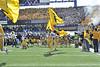 WVU  vs Baylor Football action Mountaineer Field October 2012 (WVU Photo/Greg Ellis)