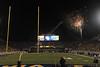 WVU Fireworks at Halftime WVU vs Kansas State October 2012 (WVU Photo/Brian Persinger)