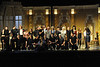 WVU theater students perform in the production Lend Me A Tenor for a Photo Call October 2012 (WVU Photo/Brian Persinger)