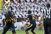 28512 WVU vs James Madison football  action Landover Field Maryland September 2012 (WVU Photo/Greg Ellis)
