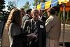 WVu Davis College Greenhouse Dedication September 2012 (WVU Photo/Jake Lambuth)