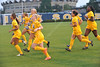 WVU Women's soccer action vs Texas Tech September 2012  (WVU Photo/Allison Toffle