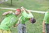 WVU B&E students take part in the B&E Olympics downton campus September 2012.(WVU Photo/Todd Latocha)