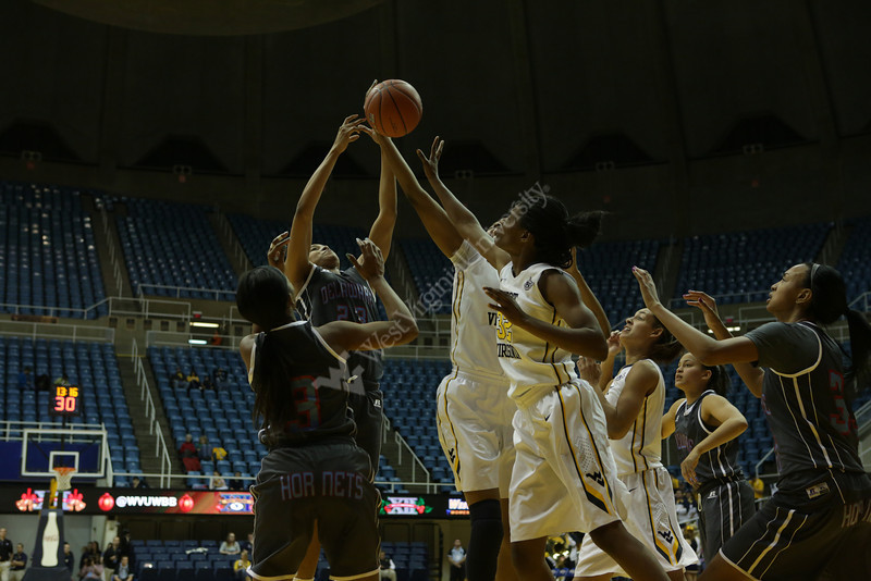 Women's Basketball vs. Delware State