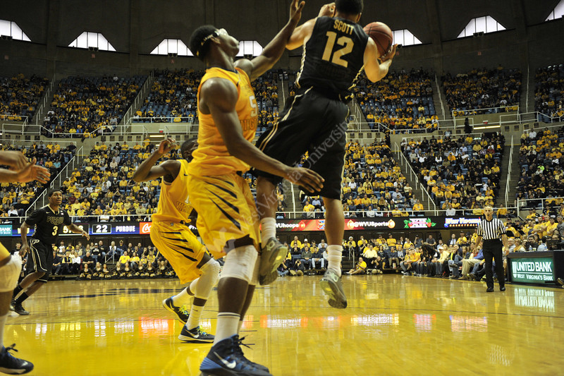 Men's Basketball vs. Purdue