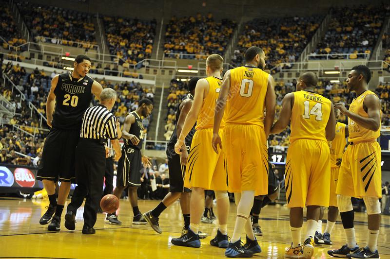 Men's Basketball vs. Purdue