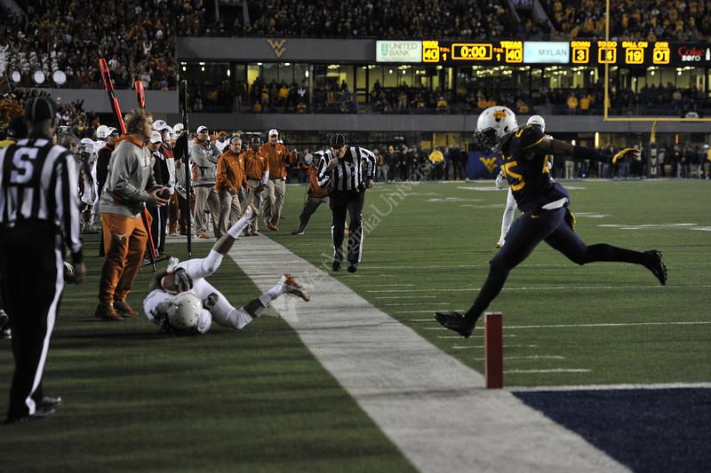 Football Vs. Texas