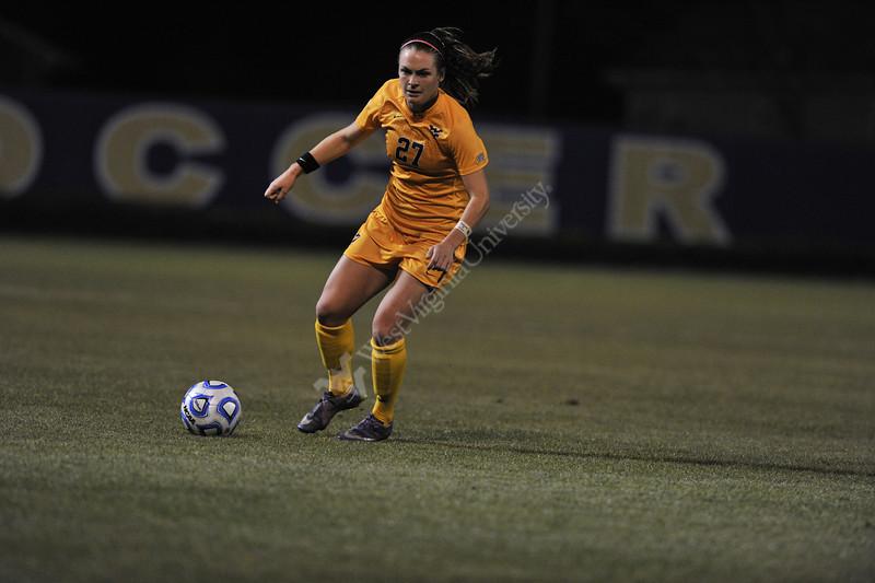 WVU Women's Soccer vs Rutgers <br /> 2013 Women's Soccer Championships