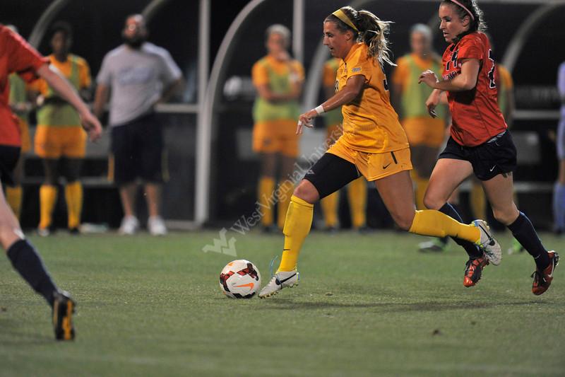 Women's Soccer vs. Richmond 2013