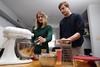 Taylor Krevenki and Tommy Brown <br /> Plant Density Food<br /> WVU Magazine