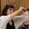 Sarah Hamac, Cirque du Soleil<br /> Zach Powers, BFA Acting<br /> 31959<br /> WVU Magazine<br /> WVU Photo/Raymond Thompson<br /> CAC, Evansdale