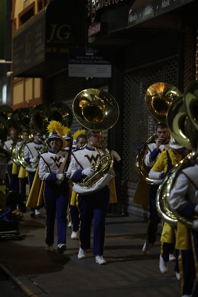 32926<br /> WVU Marching Band<br /> Macy's Parade<br /> WVU Magazine