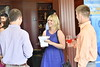 Van Liere Research inductees attend induction ceremony the Erickson Alumni Center August 3, 2017. Photo Greg Ellis