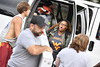 University Police assist families and students  during Move in Week August 11th to 15th, 2017.  Photo Brian Persinger