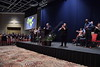 The Honors College hols their inaugural Induction Ceremony for their students at the Marriot Hotel August 11th, 2017.  Photo Brian Persinger