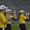 West Virginia University's class of 2021 spends the evening in Milan Puskar Stadium August 14, 2017 for the annual Monday Night Lights. The Monday Night Lights event has been a part of the WVU freshman experience for the past three years, helping incoming students feel like a part of the WVU community.