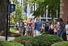 Staff and Students on the first of Class in Morgantown, Wv August 16th, 2017.  Photo Brian Persinger