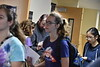 The department of Physics and Astronomy hosted an Pre-Eclipse open house at White Hall August 19th, 2017.  Photo Brian Persinger
