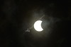 Solar Eclipse as seen from Morgantown, Wv August 21st, 2017.  Video Brian Persinger