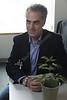 34101 Steve Kinsey<br /> WVU Photo/ Raymond Thompson<br /> WVU Magazine