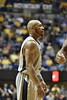 The WVU Men's Basketball Team faced off against UVA on December 5th, 2017 in the Colliseum in Morgantown, WV. The Mountaineers took down the no. 12 ranked cavaliers 68-61.