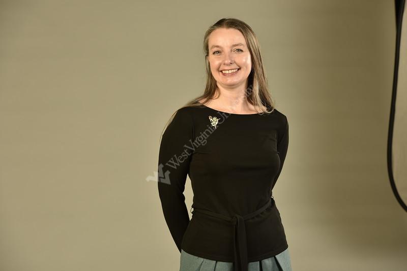 WVU Faculty Fellow Renee Nicholson, Multidisciplinary Studies, ECAS Photo Greg Ellis