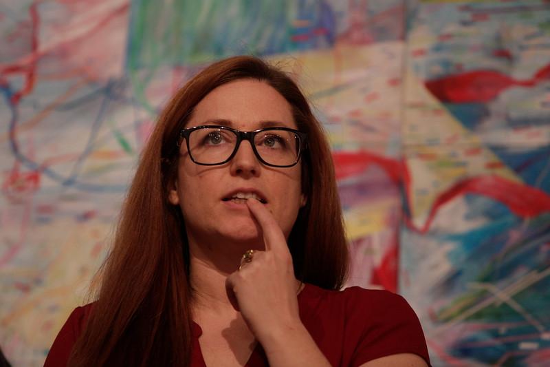 33053<br /> Amy Schissel<br /> Center for Creative Arts<br /> WVU Magazine<br /> Photo by Raymond Thompson