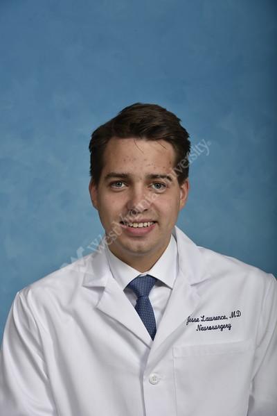 Portrait Jesse Lawerence School of Medicine Neurosurgery