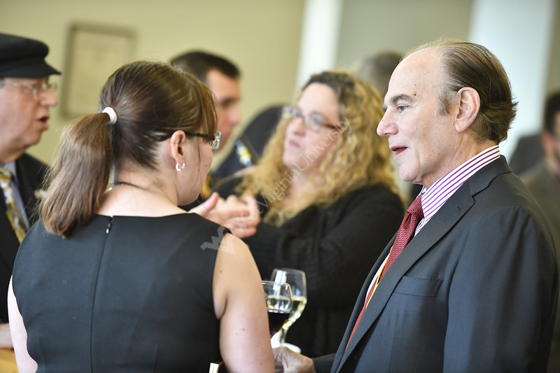 Statler College Department of Chemical and Biomedical Engineering celebrates their 31st annual academy of Chemical Engineers annual banquet and induction ceremony at the Erickson Alumni Center Friday March 24th, 2017.  Photo Brian Persinger