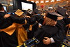 The Statler College of Engineering holds Commencement at the Coliseum May 13th, 2017.  Photo Brian Persinger