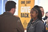 """WVU holds its, """"Day of Giving"""" campaign in the Mountainlair November 8th, 2017.  Photo Brian Persinger"""