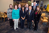 HR Board members of the Retiree Association pose for photographs in the Visitors Center in One Waterfront Place November 9th, 2017.  Photo Brian Persinger
