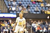 WVU Women's Basketball played Central Connecticut in the Coliseum in Morgantown, WV on November 10, 2017. The Mountaineers took down Central Connecticut 102-52.