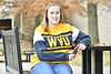 WVU Housing and Residence Life resident assistants pose for marketing  and recruitment photos at Towers resident hall November 15, 2017. Photo Greg Ellis