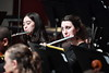 Students of the Orchestra perform under the direction of Mitch Arnold at the Clay Concert Theatre November 16th, 2017.  Photo Brian Persinger