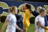 WVU Women's Soccer opens their season at Dick Dlesk Soccer Stadium in Morgantown, Wv  against Penn State September 2nd, 2017.  Photo Brian Persinger