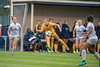 WVU Women's Soccer opens their season at Dick Dlesk Soccer Stadium in Morgantown, Wv  against Penn State September 2nd, 2017.  Photo Brian Persinger