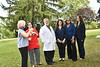 Members of the WVU Institute for Community and Rural Health pose for photographs September 13, 2017. Photo Greg Ellis