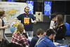 The School of Public Health holds their Public Health  Fair in the Mountainlair April 2nd, 2018.  Photo Brian Persinger