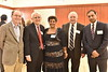 Distinguished Alumni and Faculty gather to celebrate 18 Distiguished Alumni from the Eberly College of Arts and Sciences at the Erickson Alumni Center on April 7th, 2018.
