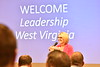 Members of Leadership WV visit the WVU school of medicine April 13, 2018. Photo Greg Ellis