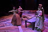 Students from the College of Creative Arts perform in the play The Three Musketeers April 18,  2018. Photo Greg Ellis