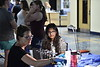 Students gather in the Mountainlair on Move in Day to take part in Up All Night. August 11,2018.