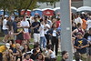 WVU Students enjoy an evening of music at the 2018 Fallfest Event on the Rec Center Fields on August 14, 2018. Photo Alex King