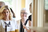 The Eberly College of Arts and Sciences celebrates the 25 Anniversary of the Eberly College during a brunch at Blaney House August 21st, 2018.  Photo Brian Persinger